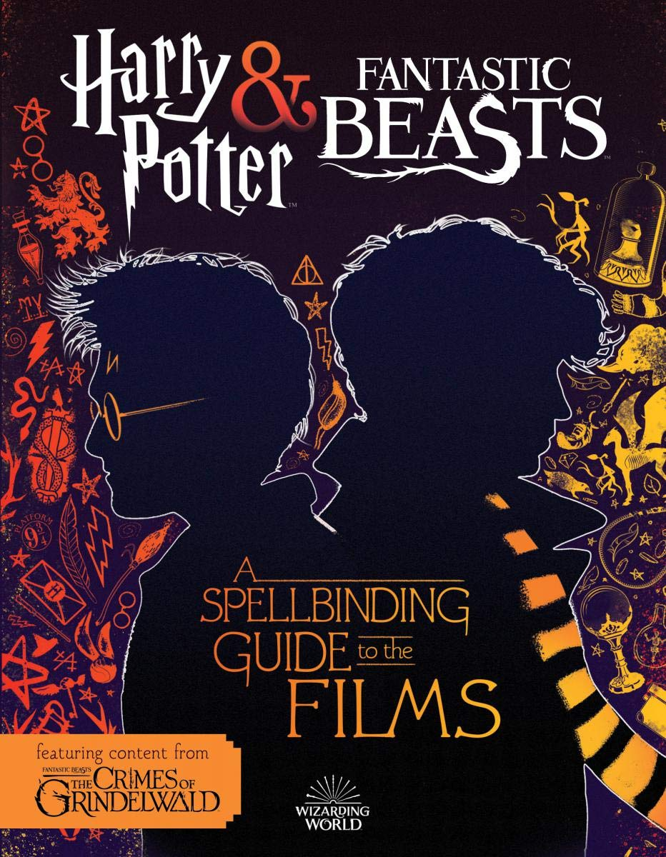 Book A Spellbinding Guide To Hp Fb