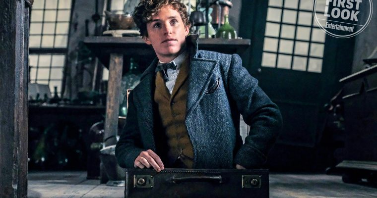 Eddie Redmayne Reveals More On Grindelwald's Escape