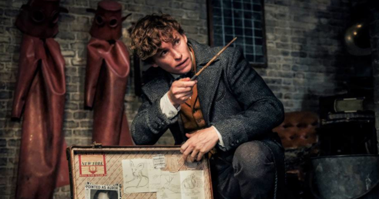 Crimes of Grindelwald Movie Still From Empire