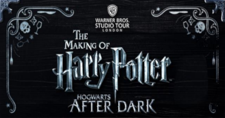 Hogwarts After Dark at Warner Bros Studio Tour