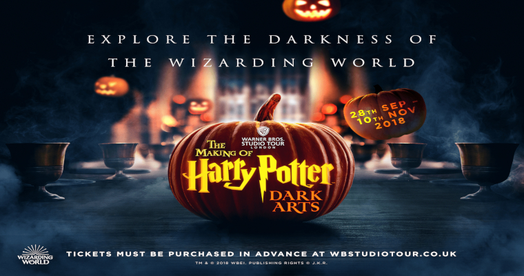 The Dark Arts Returns To WB Studio Tour