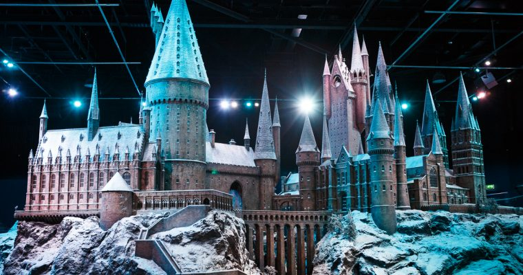 Hogwarts In The Snow Returns To WB Studio Tour