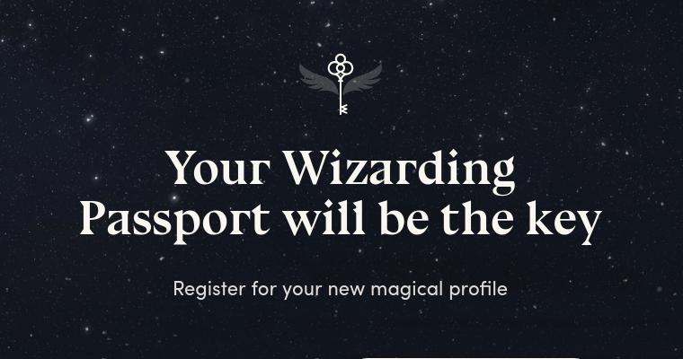Wizarding World Digital: Wizarding Passport
