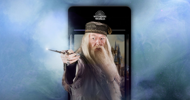 Official Wizarding World App Coming Soon