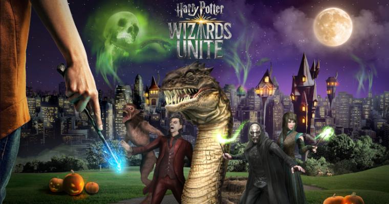 Wizards Unite this Halloween