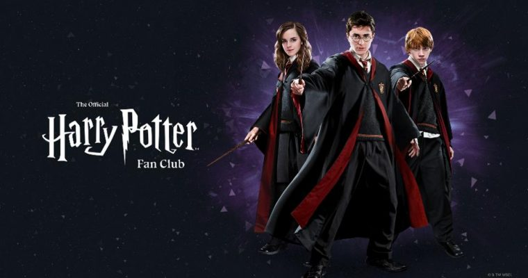 Official Harry Potter Fan Club Launched