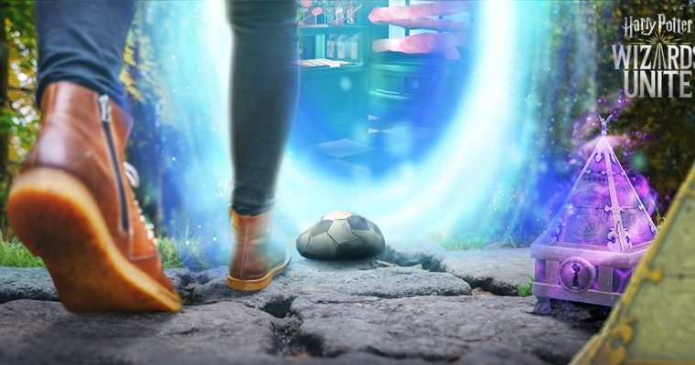 Adventure Sync Arrives in Wizards Unite
