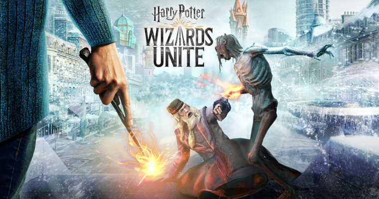 Honouring Dumbledore's Legacy: Wizards Unite