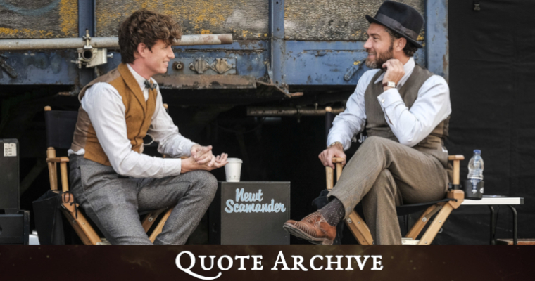 Introducing: The Quote Archive