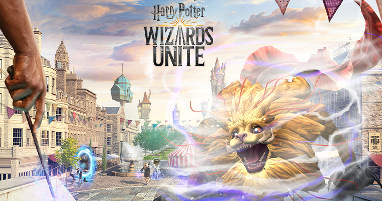 The Circus Arcanus Has Arrived in Wizards Unite