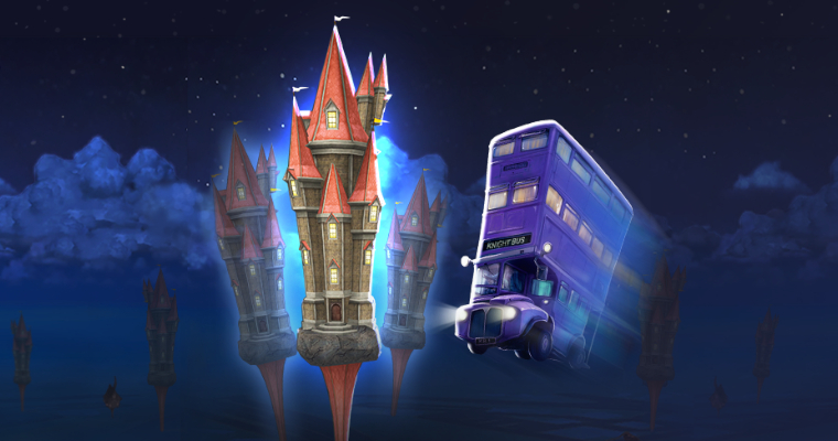 All Aboard The Knight Bus – Wizards Unite