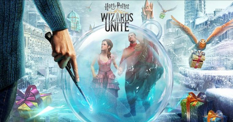 Wizards Unite Christmas Calamities