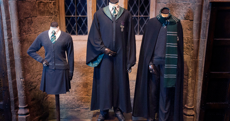 A Celebration of Slytherin At WB Studio Tour