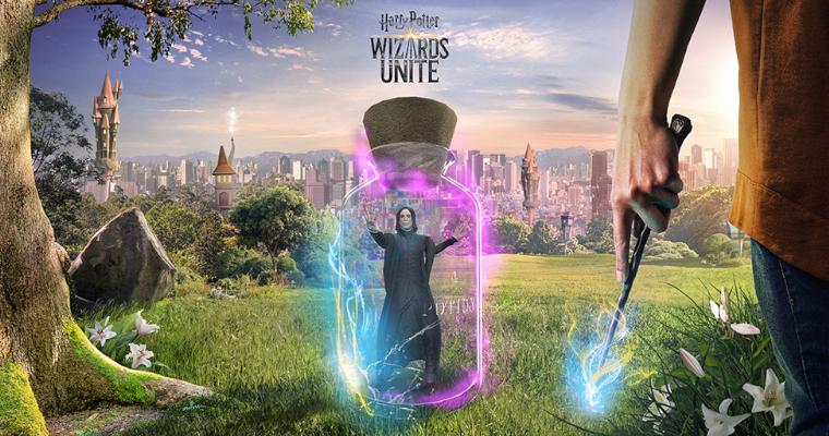 Memories of Lost Love in Harry Potter: Wizards Unite