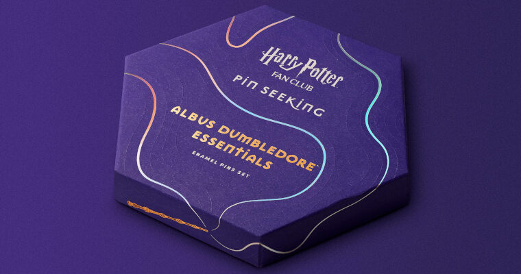 Pin Seeking: The Dumbledore Essentials